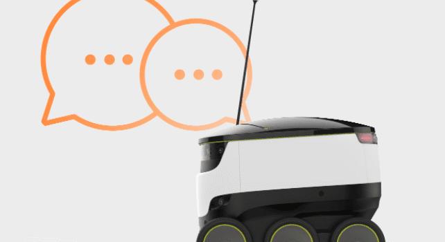 叫外送,來機器人—— AI 搶進餐飲市場